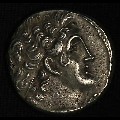 Ancient Greek Tetradrachm - 98-97 B.C. - Includes Certificate of Authenticity