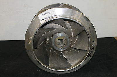 NEW Goulds 90777211225 Pump Impeller 317L Stainless Steel SS 3415 Centrifugal