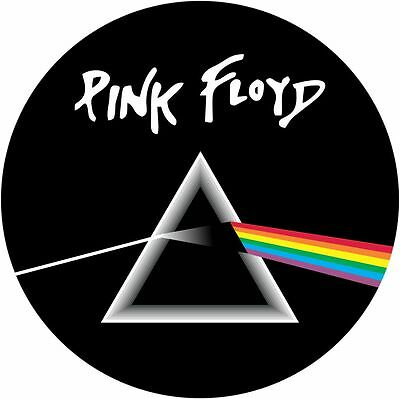 PINK FLOYD - Vinyl Sticker Decal - band indoor/outdoor full color logo