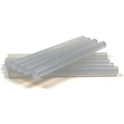 "10 Pack Clear Arts Craft All Purpose Hot Melt 10"" Long Glue Stick for Glue Guns"