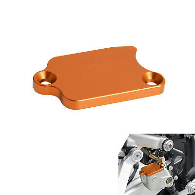 CNC Rear Brake Reservoir Cylinder Cover for KTM 950 990 Adventure/R/ABS 03-12