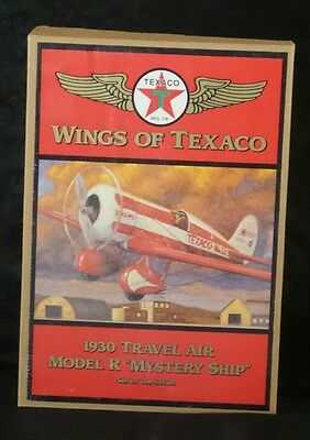 "Wings of Texaco 1930 Travel Air Model R ""Mystery Ship"""
