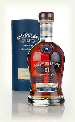 Appleton Estate 21 Year Old Jamaican Rum 700ml