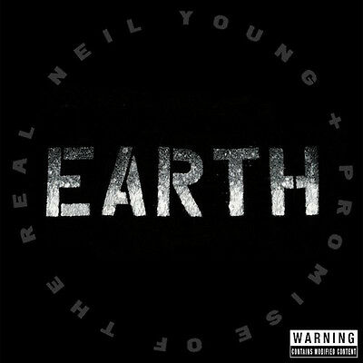 Earth - Young Neil + Promise Of The Real 2 CD Set Sealed ! New !