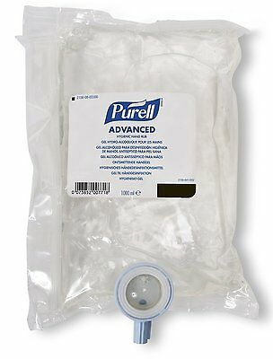 PURELL 2156-08-EEU00 NXT Advanced Hygienic Hand Rub, 1000 mL Refill