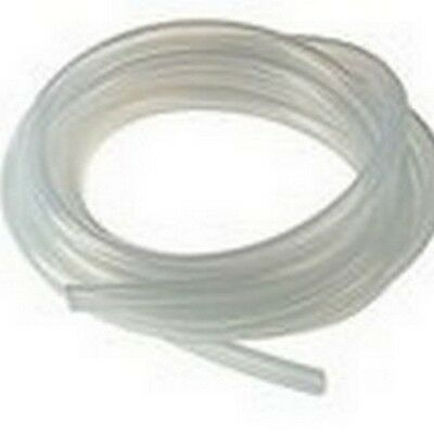 TUYAU A AIR DIAMETRE 4/6 mm SILICONE 25 METRE