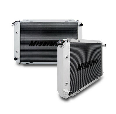 Mishimoto Alloy Performance Radiator - Ford Mustang Automatic - 1979-1993