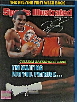 Ralph Sampson Signed Autographed Sports Illustrated TriStar Authenticated 1
