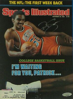 Ralph Sampson Signed Autographed Sports Illustrated TriStar Authenticated 2
