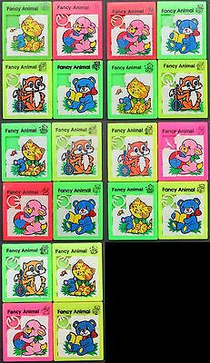 Slide Puzzle - Fancy Animal - 20 x Schiebe Puzzle Spielzeug Tiere (Lot-IS-21