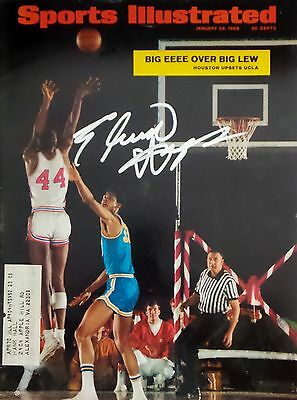 Elvin Hayes Signed Autographed Sports Illustrated TriStar Authenticated 1