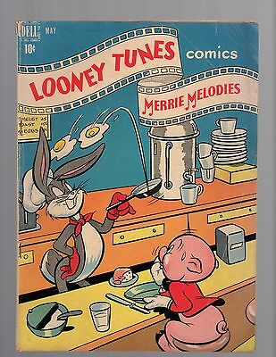 Looney Tunes Merrie Melodies Comic Book - Number 91 - 1949 - good condition