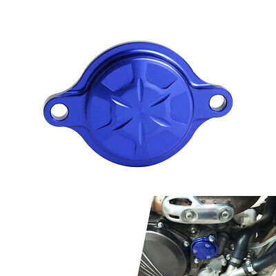 Oil Filter Cover Plug Cap For Yamaha WR450F YZ250F YZ450F WR250F YZ250FX YZ450FX