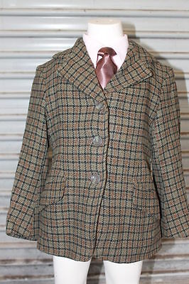 Quorn Childs Tweed Hunter Jacket. Size 6-7 Years