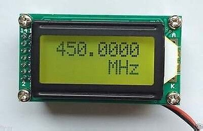 1 MHz  to 1.1 GHz Frequency Counter Tester Measurement 1MHz~1200MH For Ham Radio