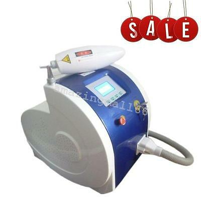Hot Laser Tattoo Eyebrow Pigment Removal Beauty Machine New 1064nm&532nm