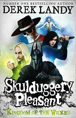 Kingdom of the Wicked Skulduggery Pleasant Book 7 - Paperback 9780007480210