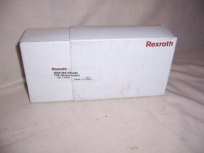 Rexroth 0821406368 Msc-Da-020-0050-Bv-Sh Cylinder New