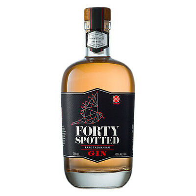 Forty Spotted Gin – Winter Release