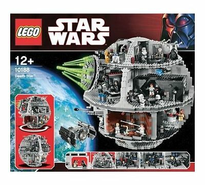 LEGO Star Wars Death Star (10188) - Brand New in Sealed Box