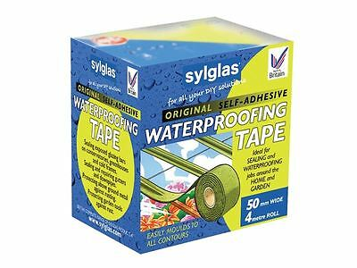 Sylglas - Waterproofing Tape 50mm x 4m
