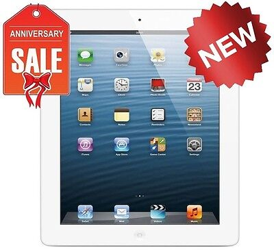 NEW Apple iPad 2 16GB, Wi-Fi, 9.7in - White + FREE USPS PRIORITY SHIPPING