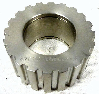 "Urschel 47024 Gear 1-3/8""-Bore 20-Tooth 1-3/16-Length Through Bore"