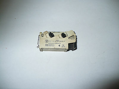 Westinghouse J1C Auxiliary Contact, Used