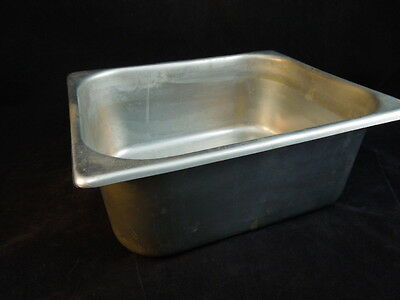 STAINLESS STEEL PAN Vollrath 7520-4 9 inches by 7inches by 4inches deep