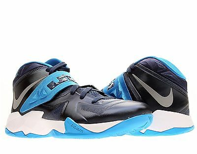 377c407a7e77 MEN S NIKE ZOOM Soldier VII TB LEBRON Basketball Shoes Size 13 ...