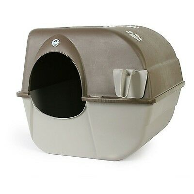 Omega Paw Roll N Clean Self Cleaning Litter Box Large
