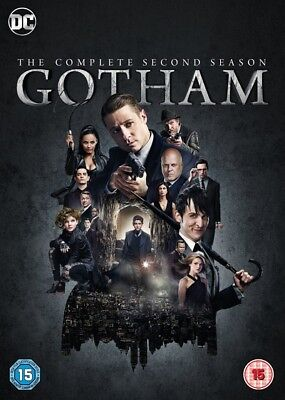 Gotham: The Complete Second Season [Region 2] - DVD - New - Free Shipping.