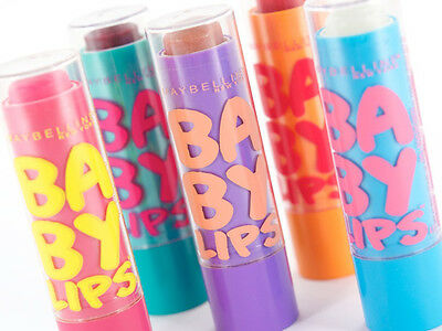 Baume à Lèvres Baby Lips - Gemey Maybelline