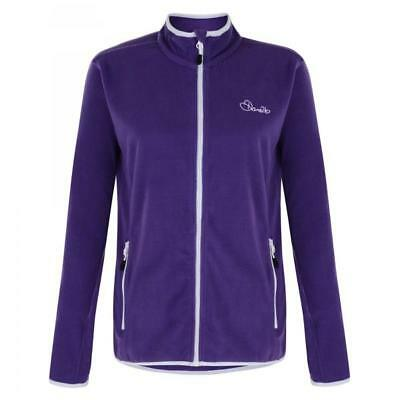 Dare 2b Womens Sublimity Warm Skiing Walking Hiking Jumper Fleece Royal Purple