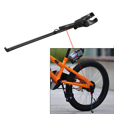 New Children Bicycle Bike Side Kickstand Side Support bicycle side stand BLACK