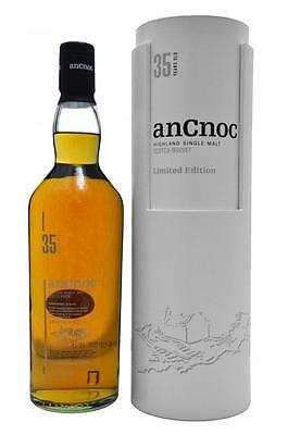 anCnoc 35 Year Old - Limited Edition Scotch Whisky 700mL