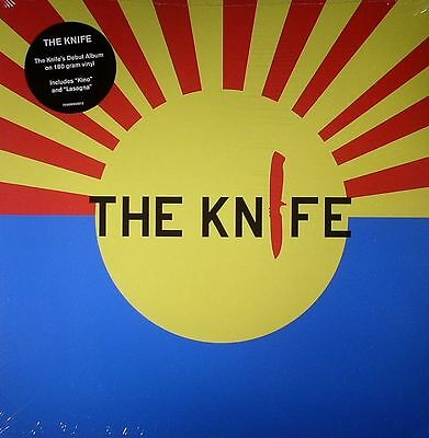 KNIFE, The - The Knife - Vinyl (2xLP + CD)