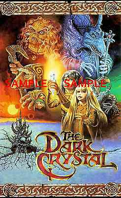 """The Dark Crystal ( 11"""" x 17"""" ) Movie Collector's Poster Print - B2G1F"""