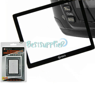 GGS Optical LCD Screen Glass Protector for Canon EOS 5D DSLR Camera