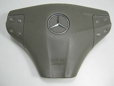 Mercedes C Class W203 Coupe 2000-2007 Srs Airbag Steering Fron Driver Side