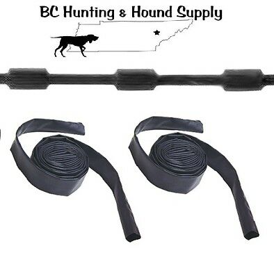 (2) Replacement Shrink Tubing for Summit Climbing Treestand Cables Free Shipping