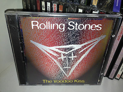 Rolling Stones The Voodoo Kiss Rare 2 Cd Recorded live New Orleans + Mtv + NYC