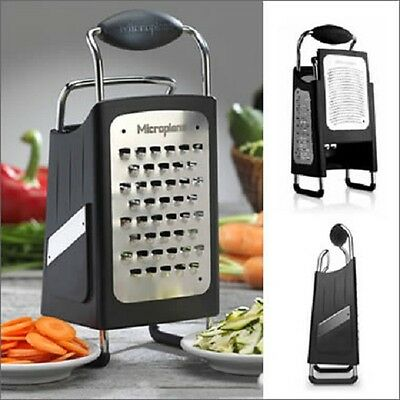 Microplane 4 Sided Box Grater, 34006