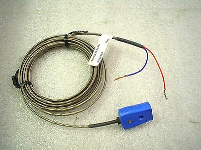 Watlow 60XTBXE180A type T thermocouple cable w/female plug - 60 day warranty