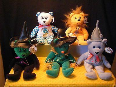 Wizard of Oz Celebrity Bears