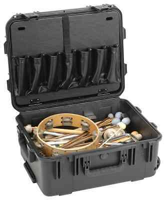 SKB 3I19148BP Percussion/mallet Case w/mallet holsters and trap