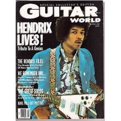 Mini Guitar JIMI HENDRIX Psychedelic V Collectible. Delivery is Free