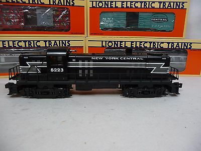LIONEL 6-11744 New Yorker Pass/freight set 7 pieces RS-3 Loco w/Horn LN