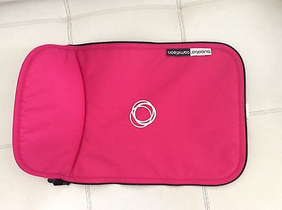 New Bugaboo Cameleon Stroller Bassinet Apron Pink Canvas Baby CarryCot Cover gir