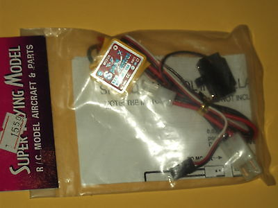 ** New, Super Flying Model 2400 Speed Controller, Bec,6-10 Cells 16A **